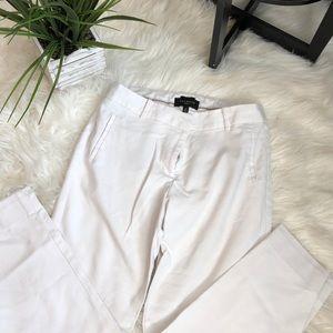 Talbots White  slacks
